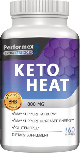 Performex Keto Heat Dietary Supplement